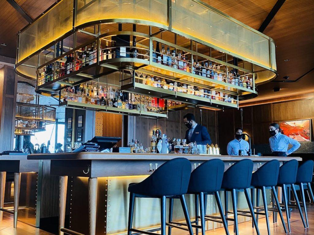 Captain Bar - Park Hyatt Auckland CBD